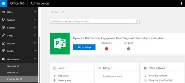 How to Change Your Dynamics 365 Trial to a Previous Version
