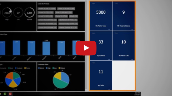 Microsoft Dynamics 365 for Customer Service Video