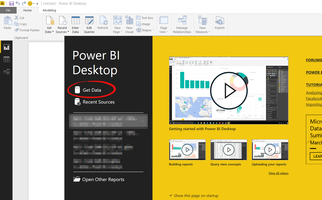 Analyzing Dynamics AX Sales Data with Power BI in 10 minutes