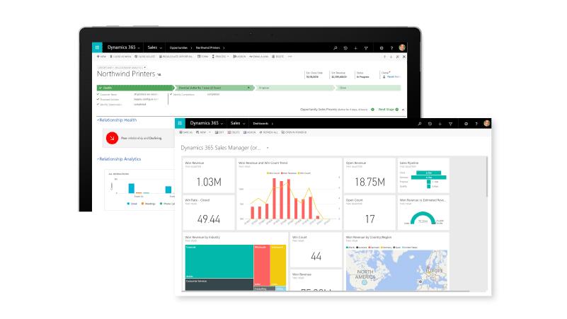 Dynamics 365 for Sales LinkedIn   Top Dynamics 365 Gold Partner